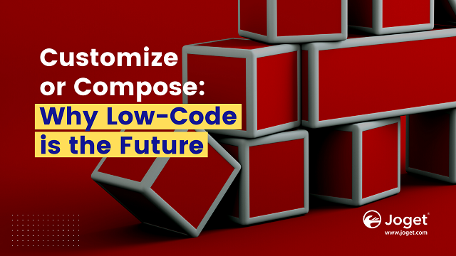 Customize or Compose: Why Low-Code is the Future
