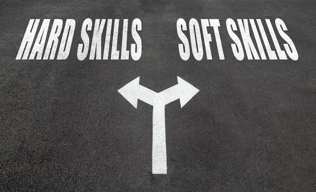 Hard skill dan Soft skill adalah