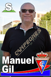 Fútbol Real Aranjuez Plantilla 2019/20