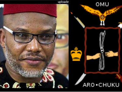 We Couldn't Achieve Biafra then Because of Arochukwu people - Kanu Explains