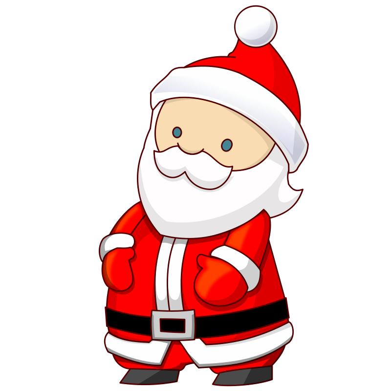 Santa Clause Claus Clipart