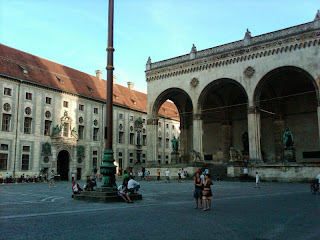 Odeonsplatz de Munich