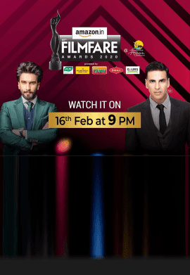 Filmfare Awards (2020) Hindi Full Show 720p HDRip 1.4GB
