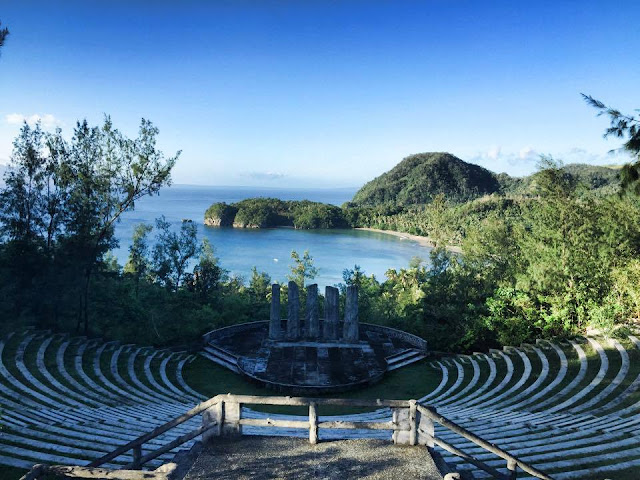 The Amphitheater at Cagraray Eco-Park, Bacacay, Albay
