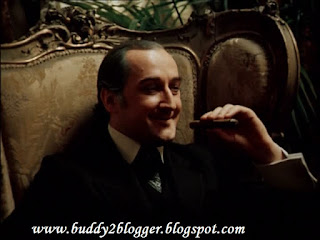 Boris Klyuev as Mycroft Holmes
