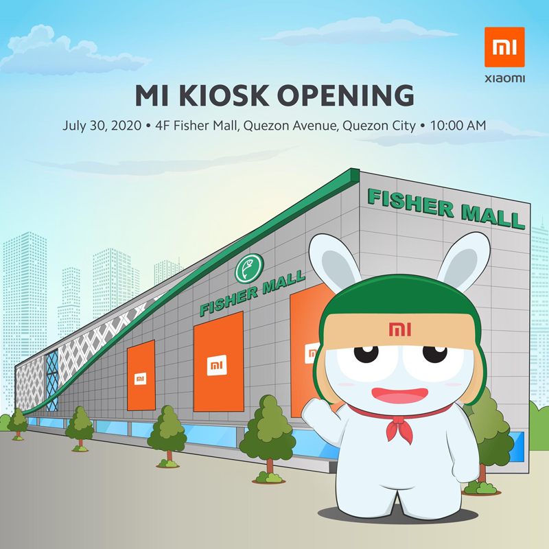 Xiaomi opens a Mi Zone in Fisher Mall at Quezon City!