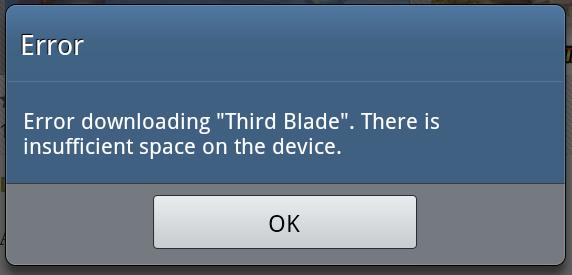 "Cara Mudah Mengatasi ""Insufficient Space"" Pada Android"