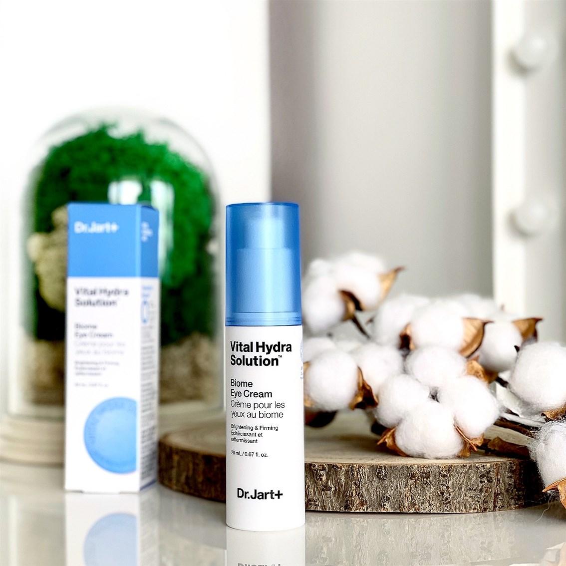 Dr. Jart+ Vital Hydra Solution Biome Eye Cream opinie