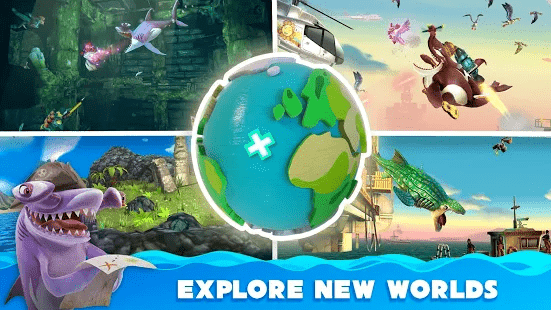 Hungry Shark World Mod Apk Download