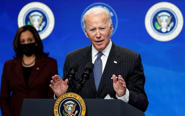 Τζ. Μπάιντεν: Το μειονέκτημα του να «κυβερνά» με προεδρικά διατάγματα