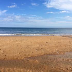 whitley bay beach