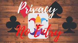 Privacy Psychological Trap