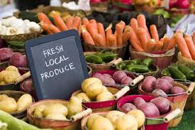 Local Food - Top Six Food And Body Benefits to Eat Locally