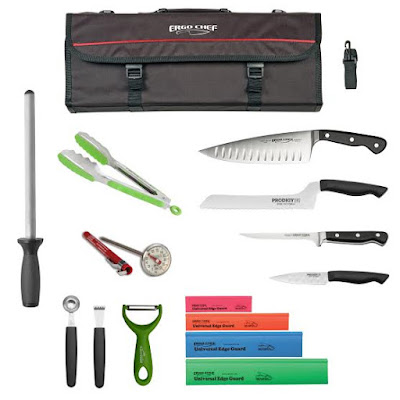 Ergo Chef Christmas In July Giveaway. Ends 8/17