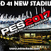 PES 2017 NEW STADIUMS PACK [41 STADIUMS]