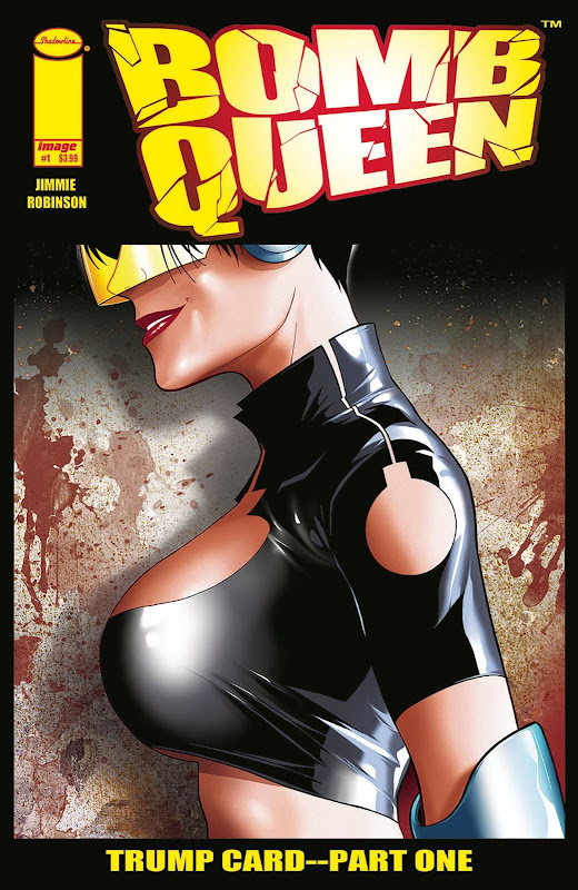 Cover of Bomb Queen: Trump Card #1