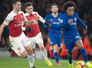 Streaming Chelsea VS Arsenal