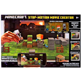 Minecraft Other Spider Jockey Mini Figure