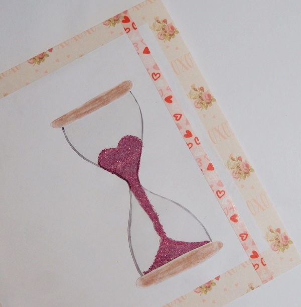 DIY : Carte de Saint Valentin