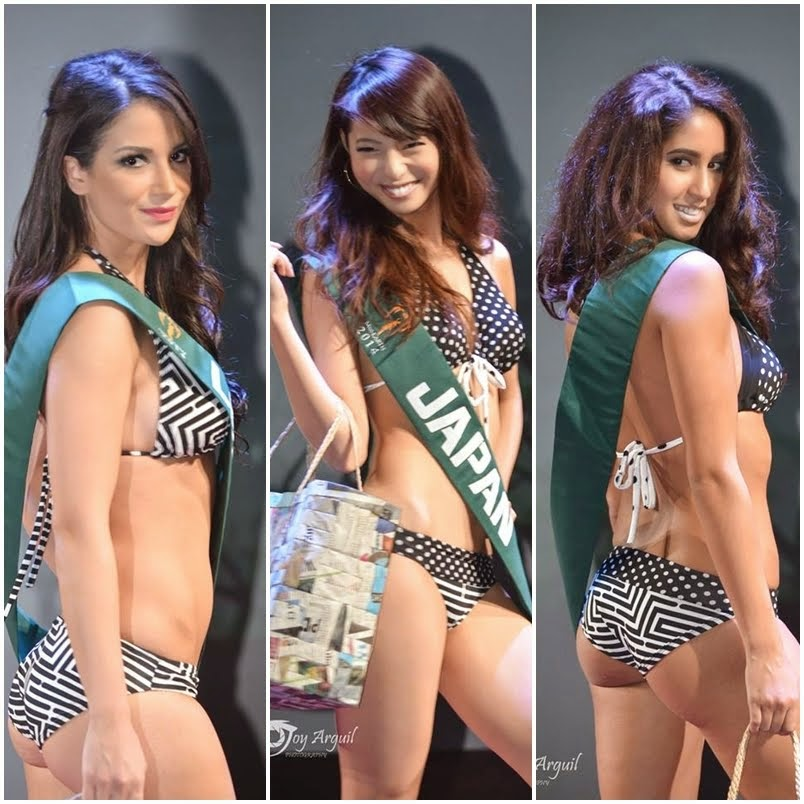 Miss Earth 2014 Press Presentation