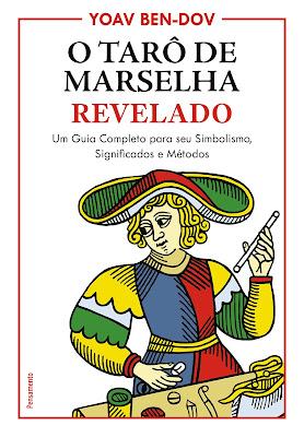 O tarô de Marselha Revelado - Capa