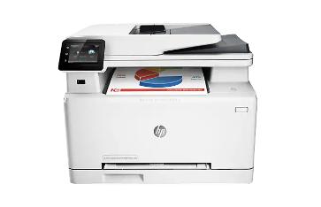 HP Color LaserJet Pro MFP M277dw Driver Download - Printer