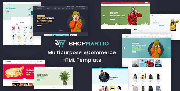 Best Multipurpose eCommerce Responsive HTML Template