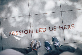 Passion Led Us Here image Photo by Ian Schneider on Unsplash
