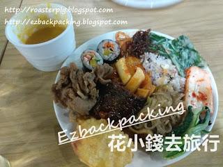 韓國自助餐