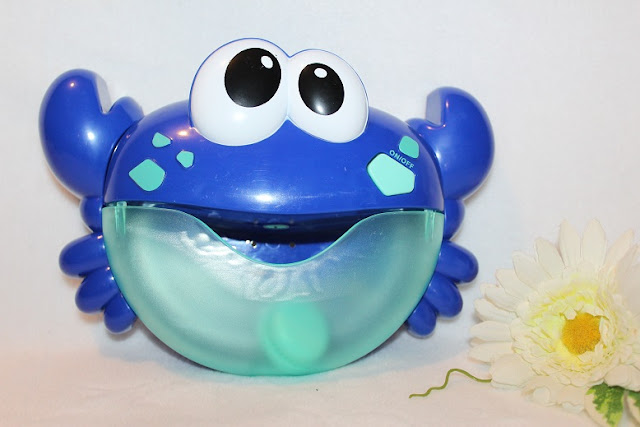 jouet à bulles électronique