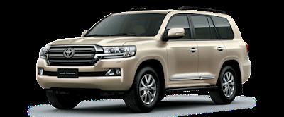 Giá xe Toyota Land Cruiser 2018 ảnh 5