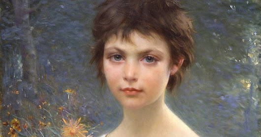 Alfred Guillou | Academic painter