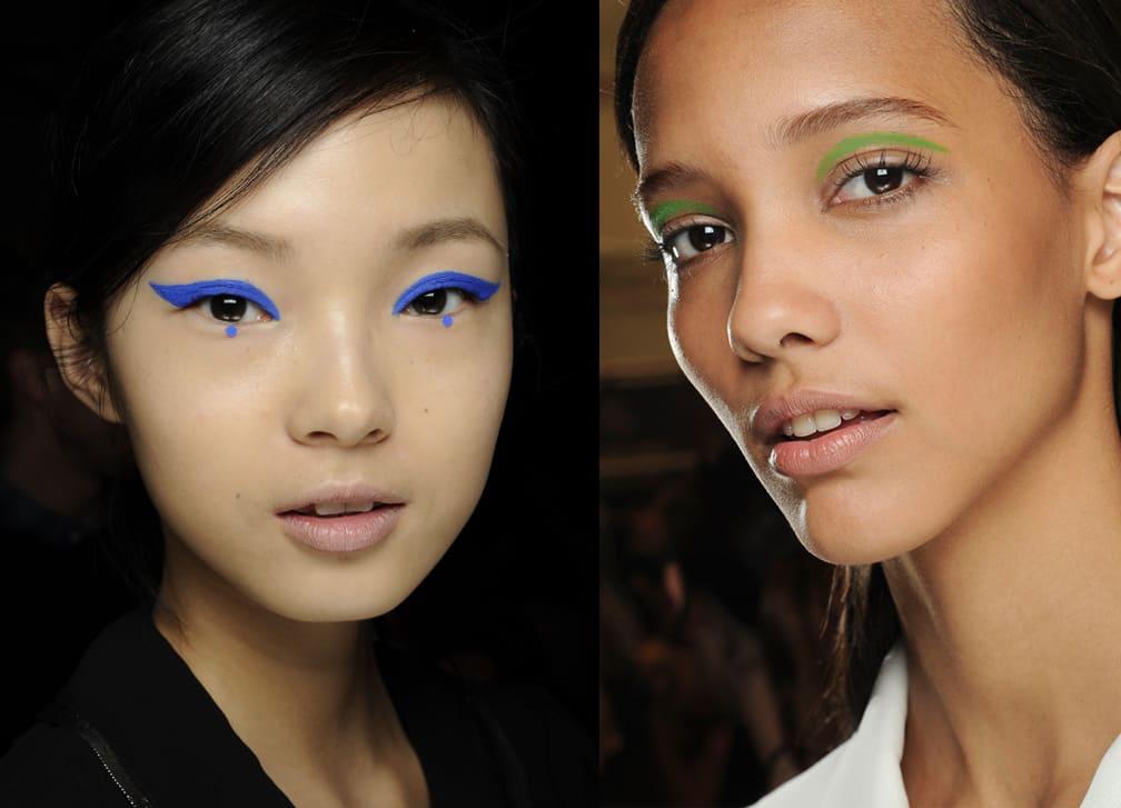 tendências de maquilhagem 2020