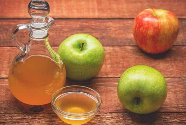How to take apple cider vinegar before bed