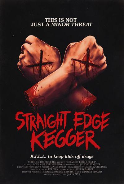 Straight Edge Kegger