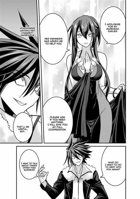 Kujibiki Tokushou Musou Harem Ken Chapter 1