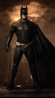 Batman Begins 2 Mobile HD Wallpaper