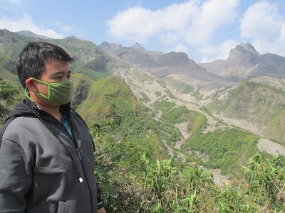 Wisata Gunung Kelud Pasca Erupsi