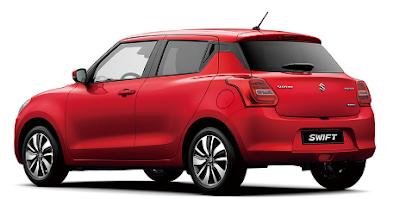 Mobil di Bawah 100 Juta Mobil Suzuki Swift