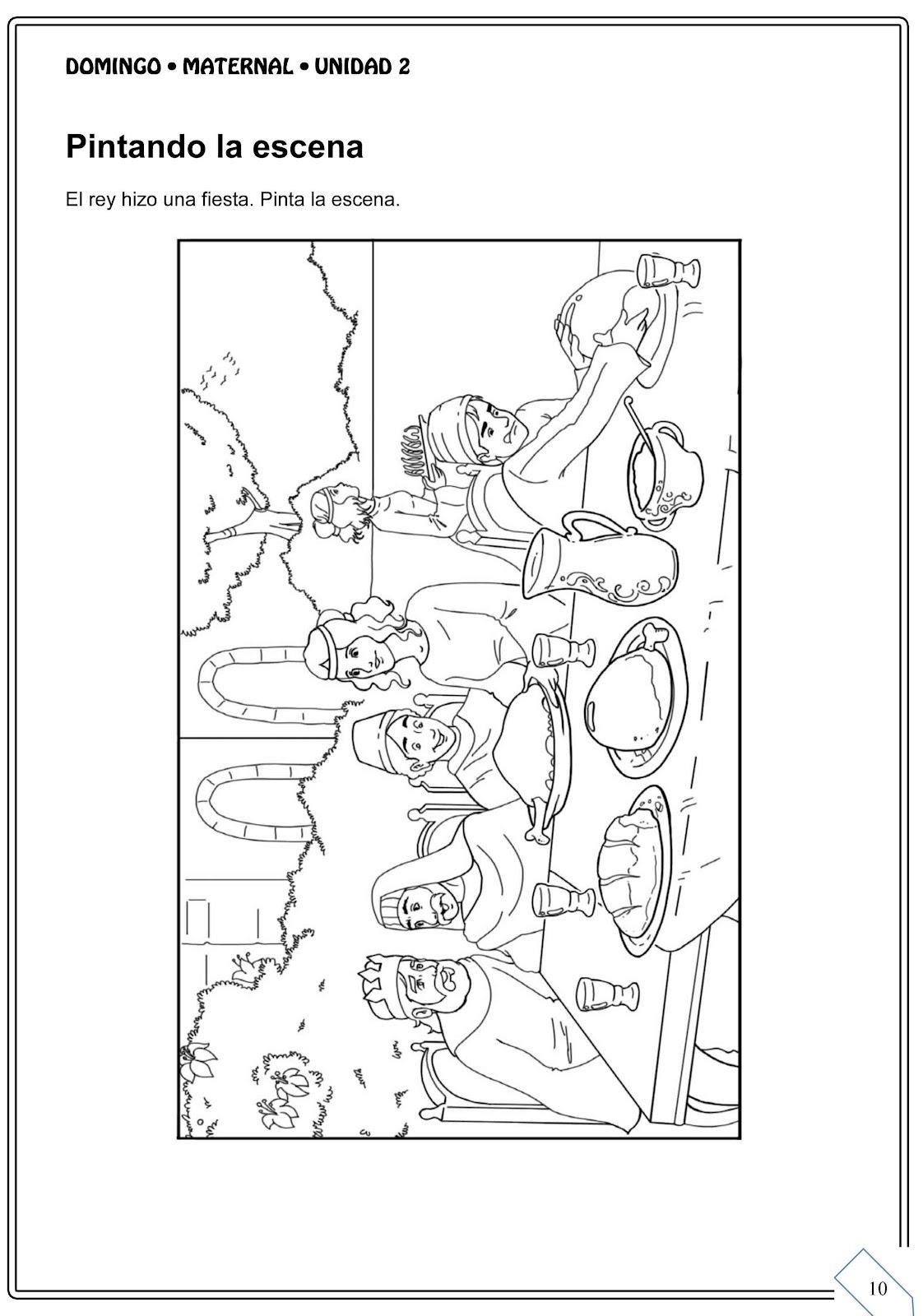 UNIDAD 2 ~ Escuelita Biblica Infantil