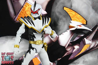 Power Rangers Lightning Collection Dino Thunder White Ranger 19