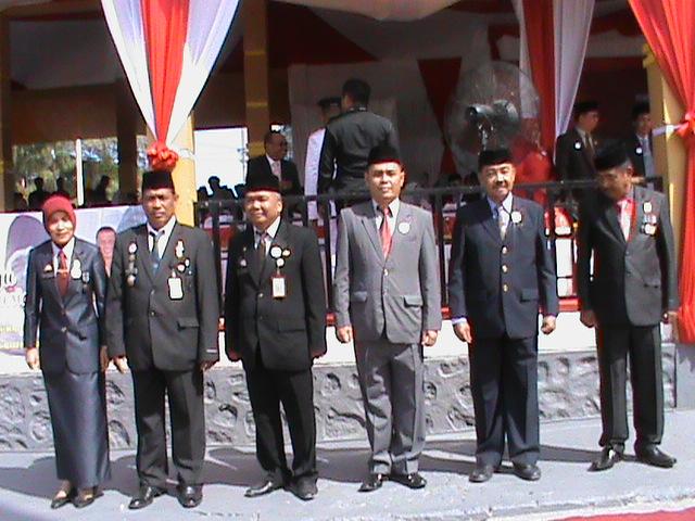Lensa Pewarta, Upacara HUT RI Ke 74, di Kabupaten Kepulauan Selayar