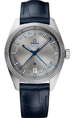 Omega Globemaster Master Chronometer Annual Calendar replica watch