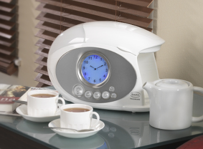 tea maker alarm clock