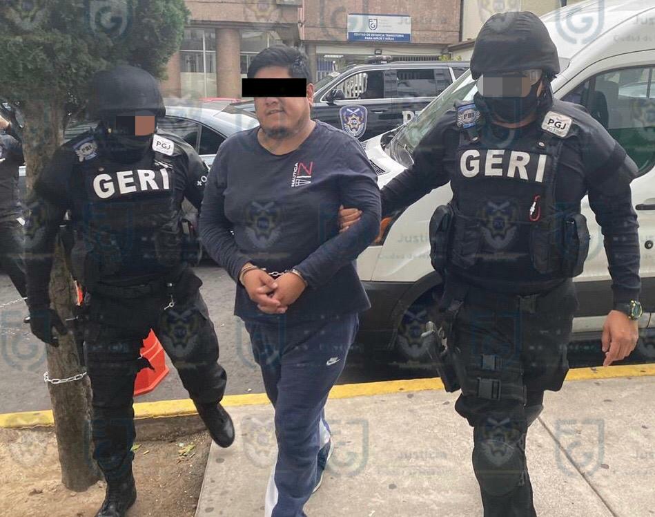 "Capturan a ""El Tutek"" o ""El Superior"", cabecilla del Cártel de Tláhuac"