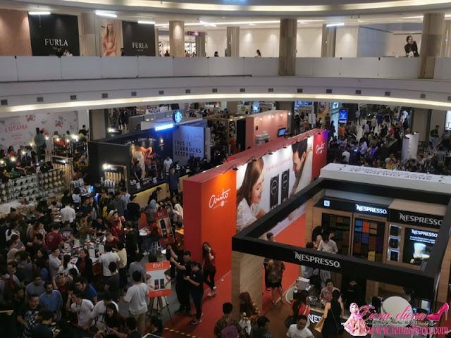 MALAYSIA COFFEE FEST di 1Utama Shopping Centre