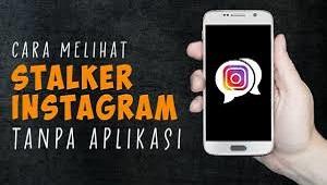 Cara Melihat Stalker Instagram