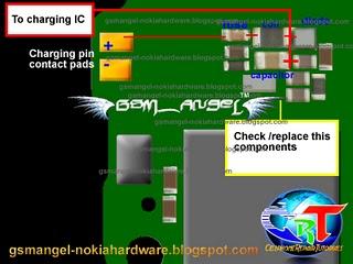 Nokia 2700c,5130c charging solution 100%