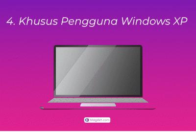 Pengguna Windows XP