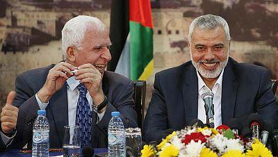 مبادرة الفصائل الفلسطينية للمصالحة تم تسليمها لحركتي فتح وحماس